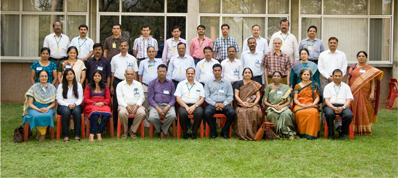 Preplanning Meeting for Water4Crops, 08-09 Jan 2013 at ICRISAT, Patancheru