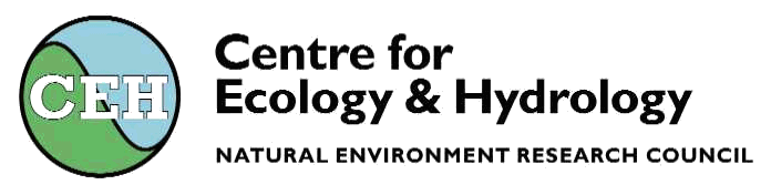 Centre for Ecology and Hydrology, (NERC-CEH)